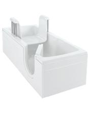 Low Easy Access Bath   Ideal for elderly and disabled bathing solutions   Mobility Professional Bathing RangeDisabled Products   Cheap Disabled Bathing   Walking Baths  Luxury  . Bathing Solutions For The Disabled. Home Design Ideas