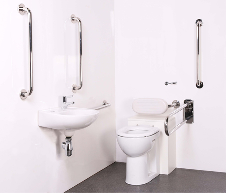 Disabled Toilets Doc M Packs Disabled Bathing Grab