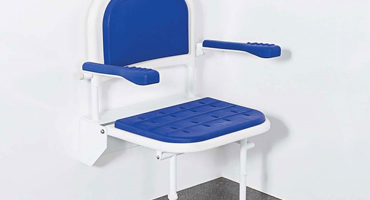 Premium Blue Shower Seat